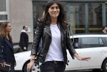STYLE CRUSH / EMMANUELLE ALT / by RED REIDING HOOD