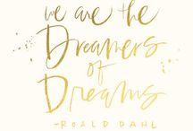 chalk class quotes / by Lauren Weintraub