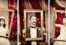 K & T Wedding Plans / 1920s vintage circus / by Jessica Davies