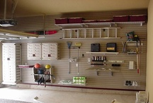 Home | Garage Organization / by Shannon Payne