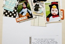 scrapbook / memory keeping / by Melanie Louette