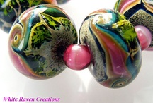 My Beads ~ Old and New / by Allison Turner