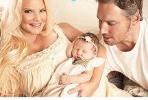 Celebrity moms & dads / by BABY SHOWER STATION.com