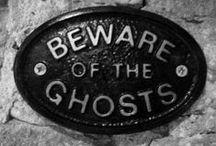 Ghosts / by Allison Turner