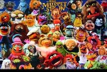 Muppets / by Juan Antonio Cisneros Martinez