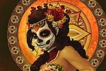 Dia De Los Muertos / by Jessica Jensen
