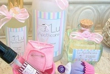 Baby Girl Everything / by BABY SHOWER STATION.com