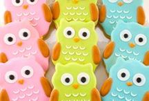 Owl Theme / by BABY SHOWER STATION.com