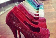 Shoes, Bags, & Jewels / Accessorize  / by Rachael Prince