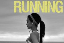 running / by Kathryn Metcalf