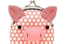 Piggy Banks / by Evil Cat