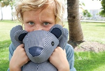 Hickory Bear / Mosh him, posh him, OshKosh him…Hickory Bear is totally awesome! / by OshKosh B'gosh