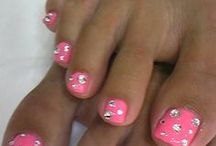 Nails~ Colors and Designs / The name of the board says it all / by Courtney Heaton