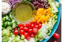 Salads / by Lisa Mizell