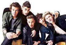 One Direction / by Sierra Braithwaite