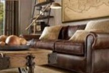 Living Room Reno / by Laura Pole-Tree