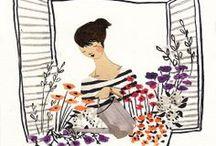 ★Illustrations★ / by Kiara de Krosse