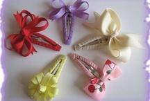 DIY-Bows & Baby Stuff / by Rachel Lovelace