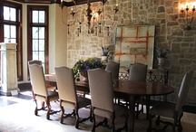 Dining Rooms / by Laura Pole-Tree