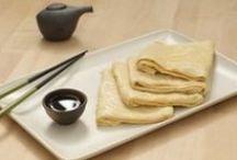 Hodo Yuba Recipes / Recipes using Hodo Soy Yuba / by Hodo Soy
