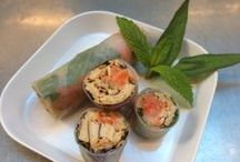 Hodo Yuba Strips / Noodles Recipes / Recipes using Hodo Soy Yuba Strips aka Yuba Noodles / by Hodo Soy