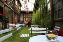 Paris Venues / Venues in Paris / by Stephanie Anen