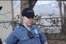 Women Police Officers / Women Police Officers  / by Kansas City Missouri Police Department