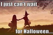 Halloween (Best Holiday Ever!) / by Meghan Burghardt