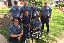 In the News/ On T.V. / Kansas City Missouri Police Department in the news! / by Kansas City Missouri Police Department