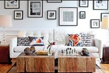 Home IDEAS / by Tine
