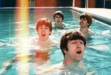 ♥ The Beatles ♥ / 4 of the most amazing musicians to ever live. I ♥ them SOOO much!!!! / by Lindsey Botkin