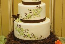 Cake Decorating Inspiration / by Angela Filotei