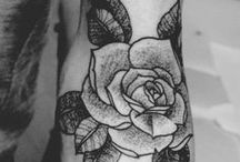 TATOO PROJECT / by Tine