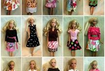 Barbie Clothes to Make - resize patterns if not for Barbie / by Tara Elsbury
