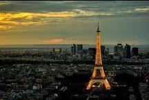Favorite Cities & Travels / by Maria Bishop