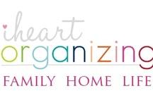 Home Organization / by Maria Bishop