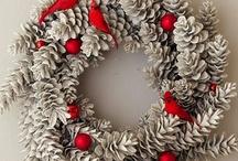 Wreaths / by Maria Bishop