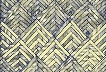 Patterns / by Haley Elizabeth
