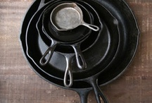 CAST IRON / by Connie Huffman