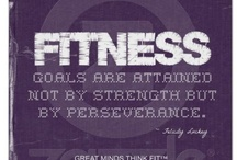 FITNESS : VIDEOS / by Connie Huffman