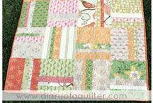 Quilt Ideas / by Karin J.