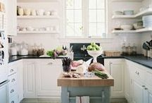 Kitchen / by Aileen Allen // At Home in Love