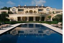Celebrity Real Estate / The OUTRAGEOUS and luxurious homes of the Stars. / by TMZ