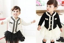 Japanese kids are the cutest! / From mom who wants to love, to babies who want to be loved. Dress your kids in fashionable Japanese style clothes.  / by Rakuten Global Market