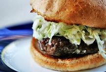 Food: Burger Board / by Becca Randall