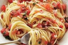 Pasta / by Sue Moorhouse Lombardo