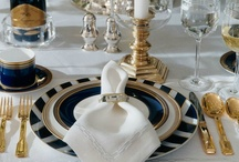 Tables & settings / by Aurore S.