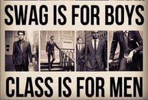 Men's fashion / by Alex Ungur