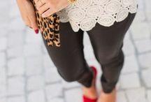 Fall Fashion / by Jillian Rengel