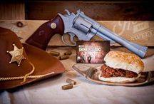 Walking Dead Party Ideas - Zombie Apocalypse / Throw a Walking Dead party and get your zombie on.  / by Hello My Sweet